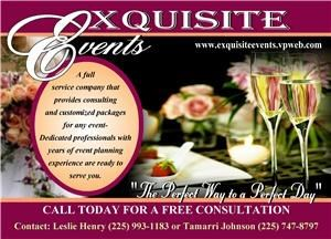 Exquisite Event, Baton Rouge