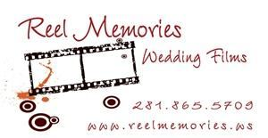 Reel Memories Wedding Films, Houston