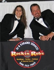 Rockin' Rob's Disc Jockey and Karaoke Services