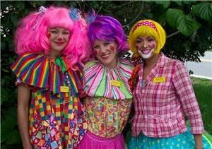 Hannie the Clown, Deltona — Hannie the Clown has been entertaining children in the Central Florida since 1997. She has seen thousands of smiles and has been blessed with the gift to make children overcome their clown fears with her friendly personality and doll-like appearance.