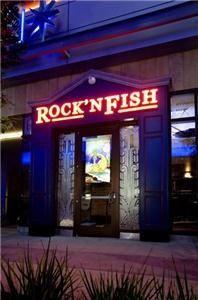 Rock 39 n fish la live los angeles ca restaurant for Rock n fish