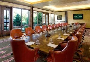 Dogwood Boardroom, Big Cedar Lodge, Ridgedale — The Dogwood Boardroom has 2 sections that can be rented separately or together.