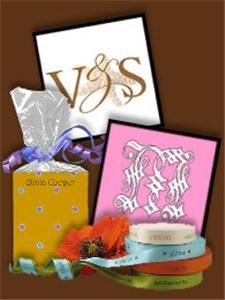 Posh Posh Designs, Leander  Seals, Notepads, Custom Printed Ribbons and much more!