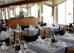 Entire Facility, Smooth Sailing Celebrations, a free nautical event planning service for 12 to 1,200 guests, Weehawken — Sunny dining