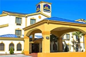 Best Western - Heritage Inn, Houston — Hotel Exterior