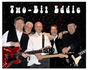 Two-Bit Eddie, Kingston Springs — Two-Bit Eddie is a self-contained, 5-piece band who would make your wedding reception, company party, birthday party, high school or college reunion and any other special event a time to remember. 