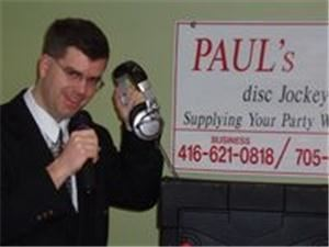 Paul's Disc Jockey Services