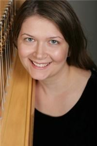 Melissa Tardiff Dvorak, Harpist, Falls Church