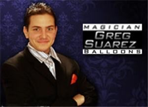 "Magic Of Gregory Suarez, Tampa — I have had the privilege of performing magic for people of all ages from all over the world. I became interested in magic when I was 10 years old and happened to stop by a magic shop. I saw a few tricks and was fascinated, intrigued and totally hooked. I have been studying the art of performance magic ever since, and I don't plan to stop any time soon. People who have seen me perform will tell you, I amaze them with astonishing tricks, amuse them with humorous stories and leave them wondering, ""How did he do that?"" It would be my pleasure to entertain you!