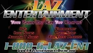 Laz Entertainment DJs & Airbrush