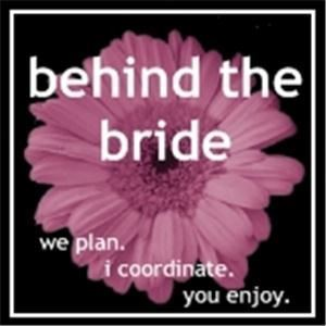 Behind the Bride