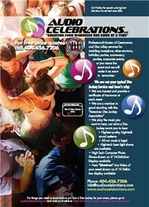 Audio Celebrations - Dawsonville