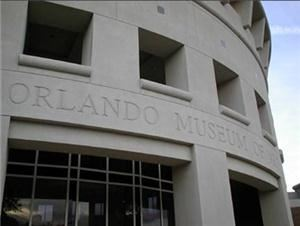 Entire Facility, Orlando Museum of Art, Orlando — The Orlando Museum of Art, located in Orlando's Loch Haven Park, offers event space including meeting rooms, a 250-seat auditorium, and very special spaces for receptions, formal dinners, business gatherings, and private parties.  It is located on a large free public parking lot and is easy to find on 17-92.