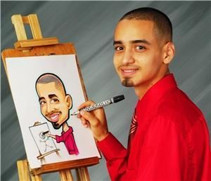 Caricatures by Mac Garcia
