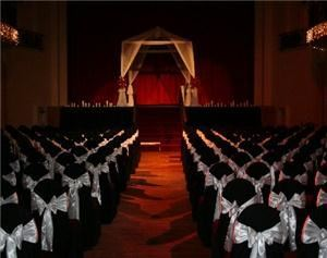 Best Seat in the House, Saint Joseph  We are a chair cover rental service, that provides delivery, set-up, and removal for one low price. We have a large inventory of sash options and colors. We also can make a custom sash for your event. We do all the worry and the work for you. The hardest part for you will be selecting the sash color.