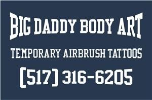 Big Daddy Body Art, White Lake