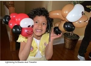 Silly Jilly The Clown, Silly Jilly the Balloon Artist, Silly Jilly the Children's Magican