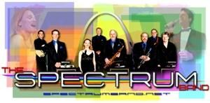 Spectrum Band, Saint Louis — St. Louis' Premier Variety Dance Band.  We are one of the few preferred bands at the Ritz-Carlton, Chase Park Plaza, Coronado Ballroom, Kemp Auto Museum, Orlando Gardens, Windows On/Off Washington, Renaissance Grand, Sheraton City Center, Frontenac Hilton, and most of the local country clubs and the majority of our bookings come from recommendations made by the managers at these locations.