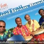 Steel Drum Band RythmTrail Tampa - St Pete - Saint Petersburg - Sarasota - Clearwater -Miami Florida