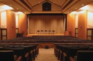 Copeland Lecture Hall, Winterthur Museum & Country Estate, Winterthur — Copeland Lecture Hall / Theatre