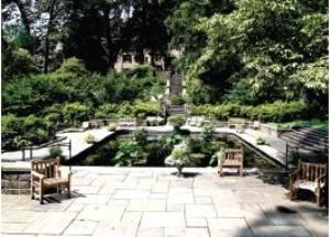 Reflecting Pool, Winterthur Museum & Country Estate, Winterthur — The Reflecting Pool - an outdoor venue ideal for receptions.