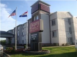 Luxury Inn Troy