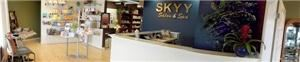 SKYY Salon & Spa, Salisbury — We are dedicated to the art of beauty and wellness. With our diverse collective creativity, talents and vision, we pursue excellence in our community and in our industry. 