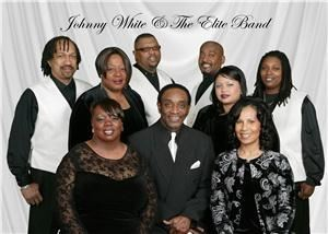 Johnny White and The Elite Band -Atlantic City