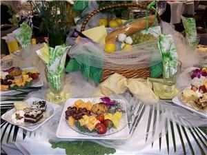 Catered A'Fare Catering & Cakes