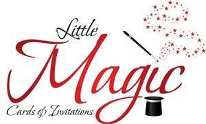 Little Magic Cards & Invitations