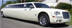 Premier Limousine - Cathedral City, Cathedral City — Chrysler 300C Stretched