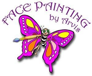 Face Painting By Arvis - Kyle, Kyle — Awesome face painting and body art for kids and the young at heart! Get decorated with professional, water-based face and body paints. Many menus themed by age, holiday, subject. Over 10 years experience as a professional face painter and graphics artist. Fast painter who can keep the lines short; can REALLY paint ANYTHING and paint it well! Reliable, on time, and very personable; many corporate references available. No special accommodations required by you … just tell me where to be and when … I provide the entire setup. www.FacePaintingbyArvis.com Also, gift certificates, painted gifts, pet caricatures. Give me your face, and I will give you a smile!