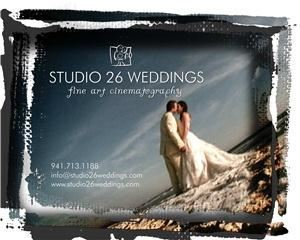 Studio 26 Productions, Inc. - Fort Lauderdale, Fort Lauderdale — Wedding Day Films created for discerning brides worldwide
