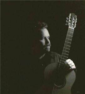 Keith Gehle, solo/classical guitarist - Athens
