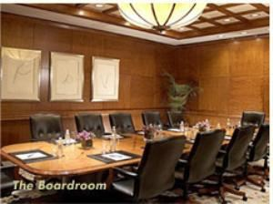 Board Room, The Argent Hotel San Francisco, San Francisco