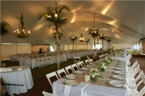 THE TENT MAN Tent & Party Rentals