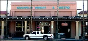 Kokopelli Winery & Bistro - Chandler, AZ