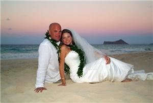 A Fairy Tale Wedding, Honolulu