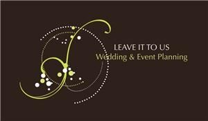 Leave it to Us Wedding & Event Planning - Chicago