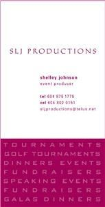 SLJ Productions Inc.