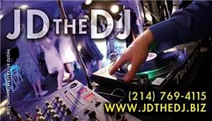 JD THE DJ - Lufkin