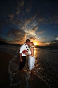 Destination Hawaii Wedding, LLC, Honolulu — From $99!  Getting married in Hawaii is easy! Please visit our website to see our Hawaii Wedding Packages. Our wedding locations include Kauai, Oahu, Maui and the Big Island. We coordinate lovely Hawaii beach weddings from a simple exchange of vows to elaborate wedding ceremonies complete with photographer, wedding officiant, videographer, flowers, musicians, limousine service, wedding cakes and beauty services for the bride. Let our Destination Wedding specialist help you plan your wedding day in Hawaii! - starting from as low as $99.