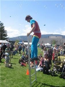 Super Weirdo - Vancouver Comedian, Juggler, Corporate Entertainer
