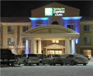 Holiday Inn Express Sioux Falls (Brandon)