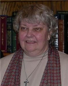 Rev Nancy Anderson