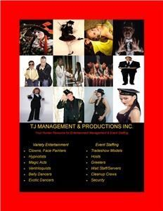 TJ Management (Specializing in Conferences & Conventions)