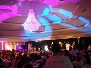 Samusic Entertainment Inc., Laval — The picture shows a fashion show which we supplied sound and lighying for. Let us design a cocept for you.