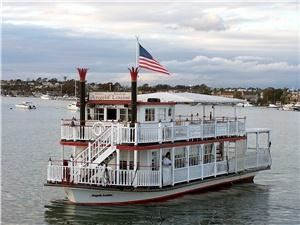 Angela Louise Riverboat Weddings, Newport Beach