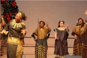 New York African Chorus Ensembale Incorporated