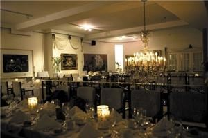 Main Room, La Maquette Restaurant, Toronto — Main Dining Room - capacity of 66 guests.